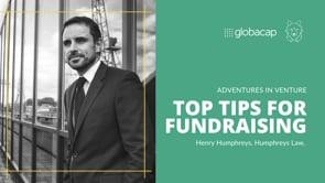 Adventures in Venture with Henry Humphreys