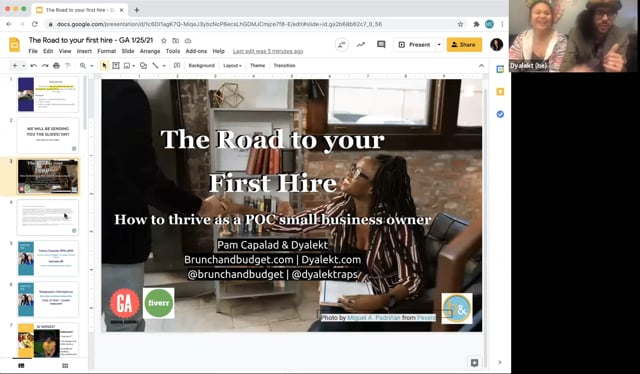 Road to Your First Hire