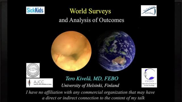 Retinoblastoma: World Surveys and Analysis of Outcomes - Dr. Tero Kivela