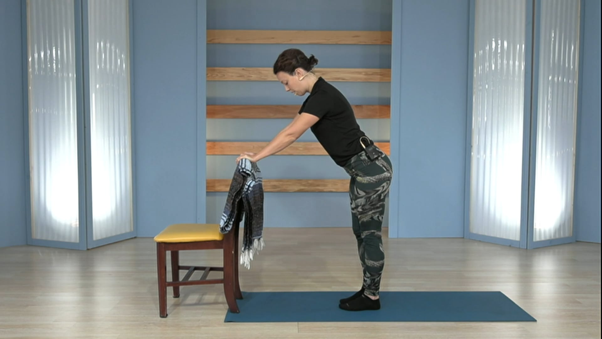 Posture and Balance: Physical Habits