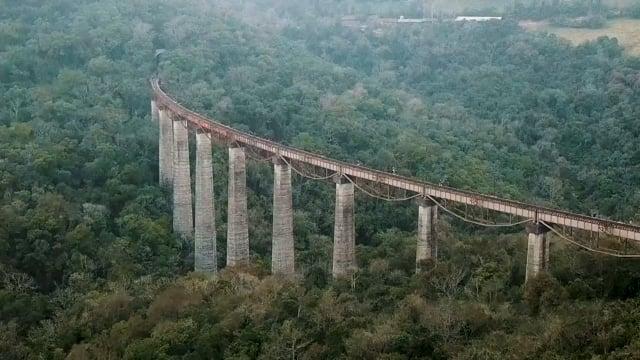 Ferrovia do Trigo - Turismo e Aventura