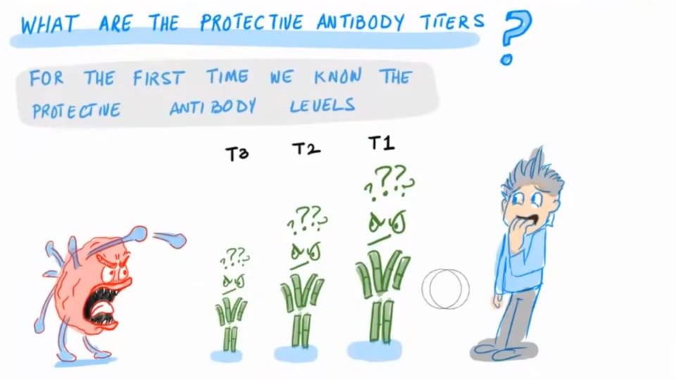 What Antibody Levels Are Necessary For COVID-19 Protection