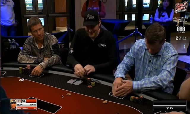 #243: Floating and Barreling on Poker Night in America -- Thunder Valley Part 6