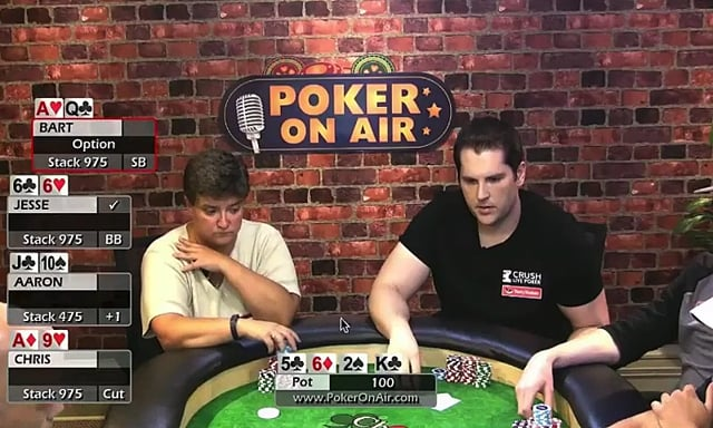 #214: $2-$5 Poker On Air; Bart's hands part 1