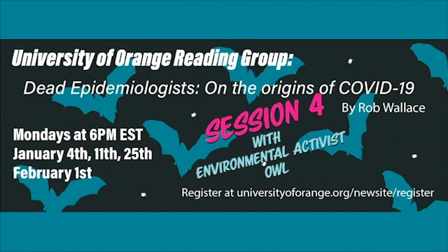 Dead Epidemiologists Reading Group: Session 4