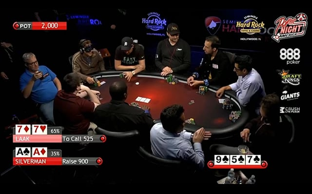 #277: 3 Crazy High Stakes Hands from Poker Night in America