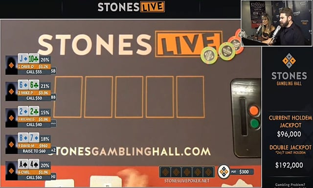 #366: 5-10 at Stones w/ Tuck in game (part 1)