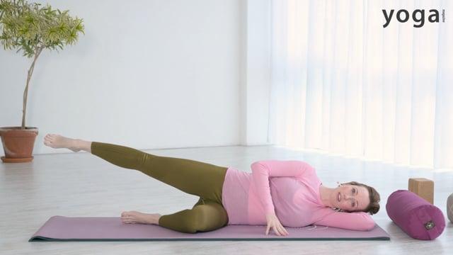 Restorative Pilates voor je bekken en onderrug