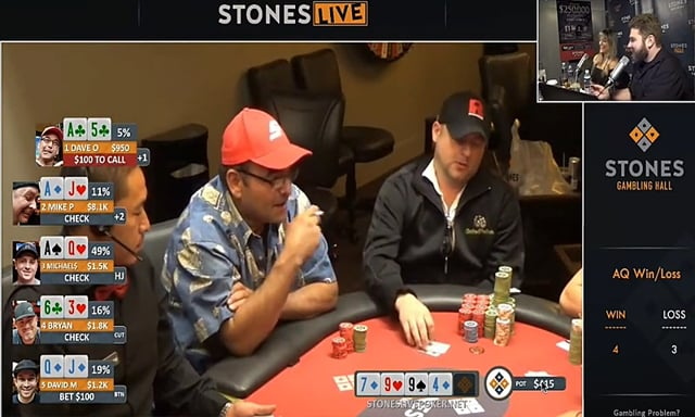 #371: 5-10 at Stones w/ Tuck in game (part 2)