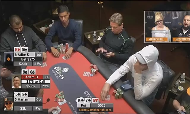 #321: Dealing with Flop Leads and Playing in Position