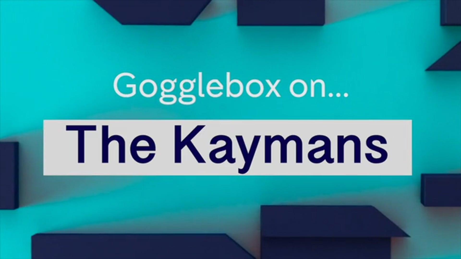 Zak Kayman Gogglebox Bar Mitzvah Movie