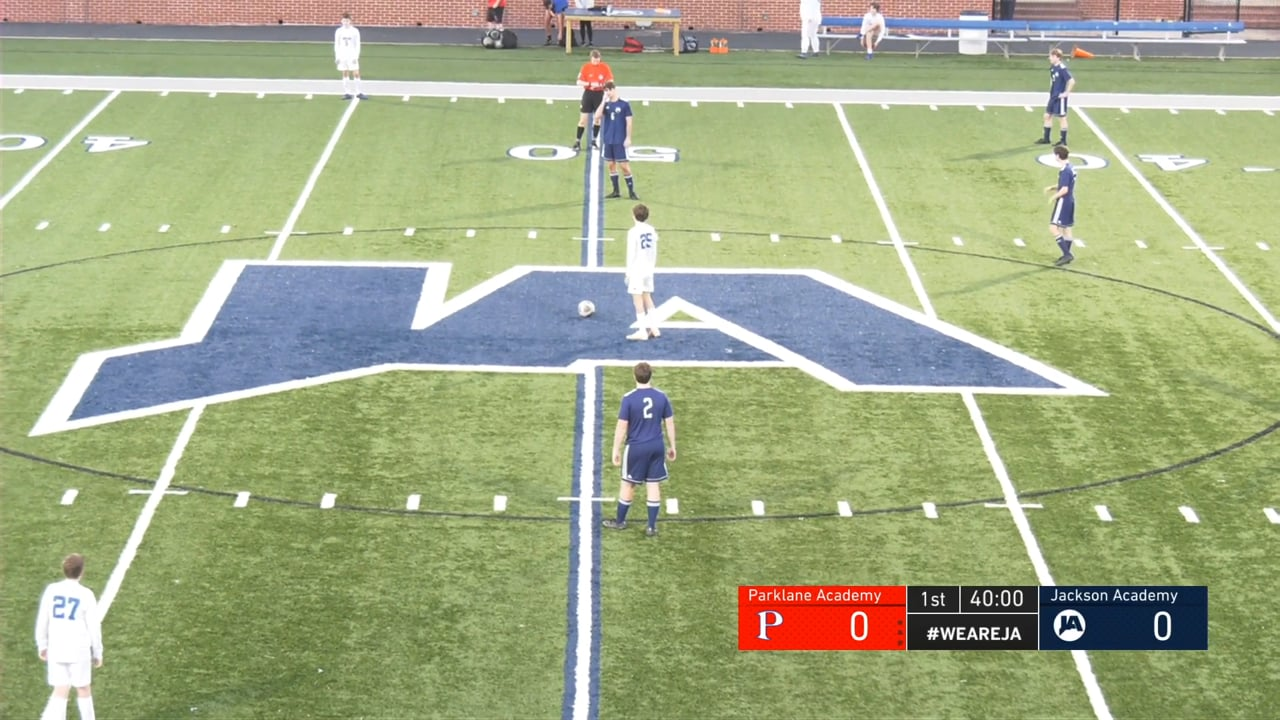Varsity Boys Soccer vs Parklane - 02-09-21