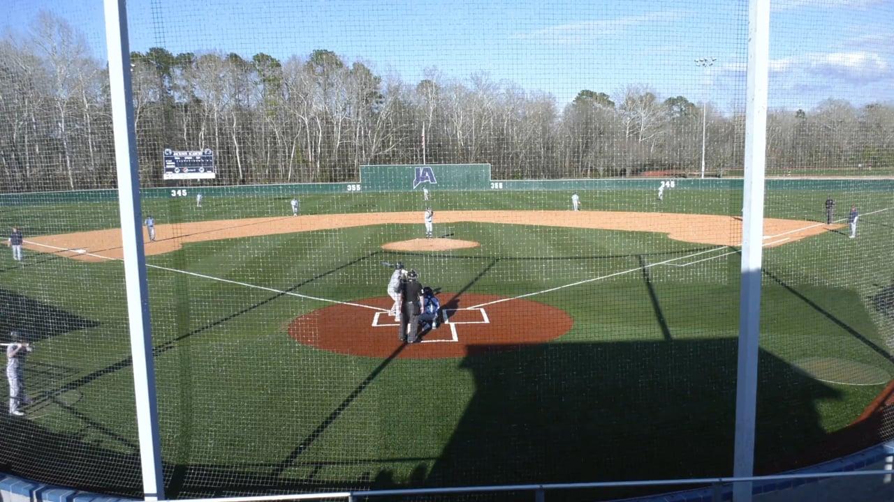 JV Baseball vs Leake Academy - 02-09-21