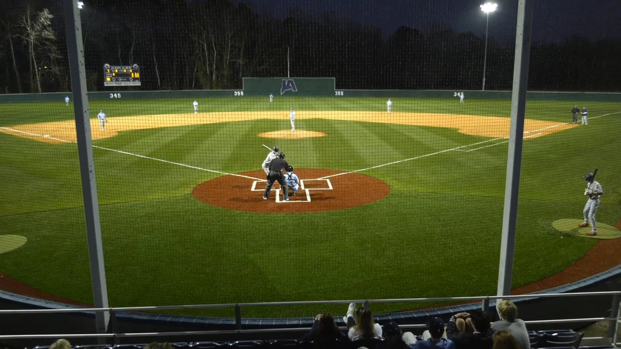 Varsity Baseball vs Leake Academy - 02-09-21