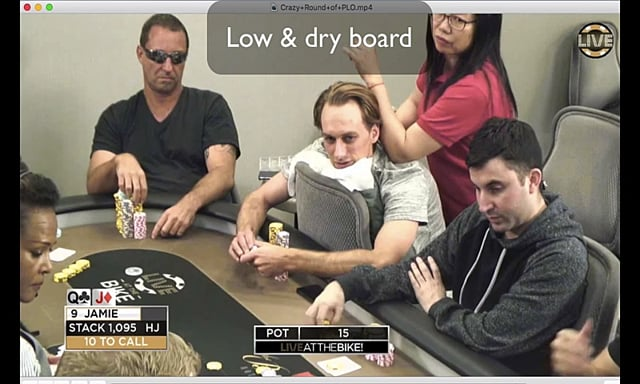 #16: Playing the flop in 3bet pots