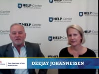 Channel 3— Session 03:  Part One - Addressing the Impact of a Systemic Disruption on Adherence to PrEP Regimen; Part Two - Overview of HIV Self-Testing: Moving to Implementation and Impact