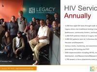 Channel 3— Session 04:  HIV Prevention During a Pandemic: Lessons Learned from Legacy