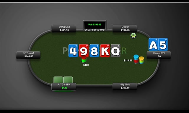 #20: How To Bluff The Flop, Turn, And River