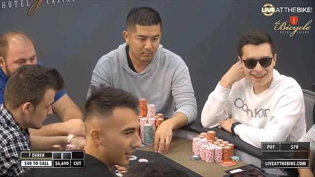 #6: Bart's Out of position hands in 3 and 4 bet pots on LATB1