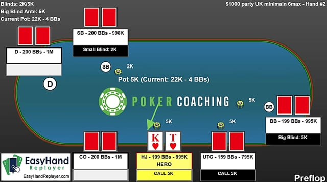 #73: Jonathan Little Reviews Key Hands From His 2020 PartyPoker UK MiniMain Event, Part 1