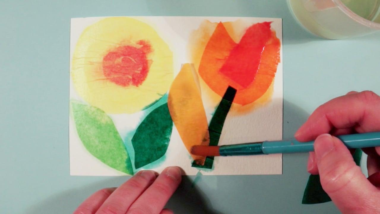 Make Something Sunday To Go: Carol Fraser and Colour Play