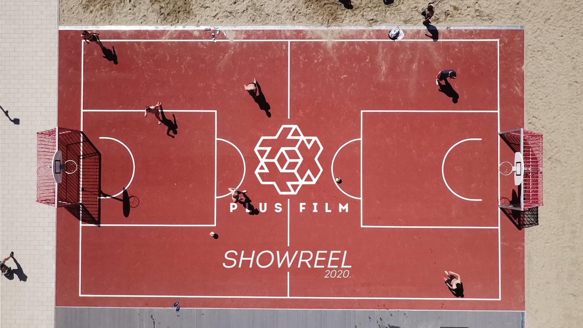 2020 - Plus Film Showreel