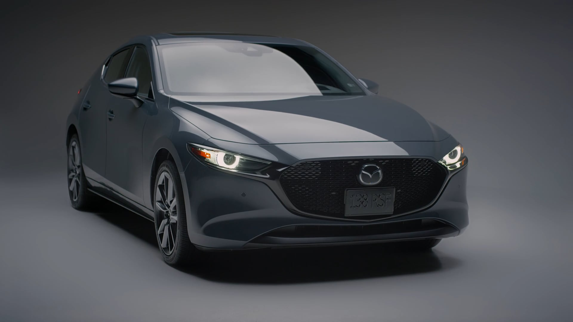 Mazda - 2021 Mazda3 Sport