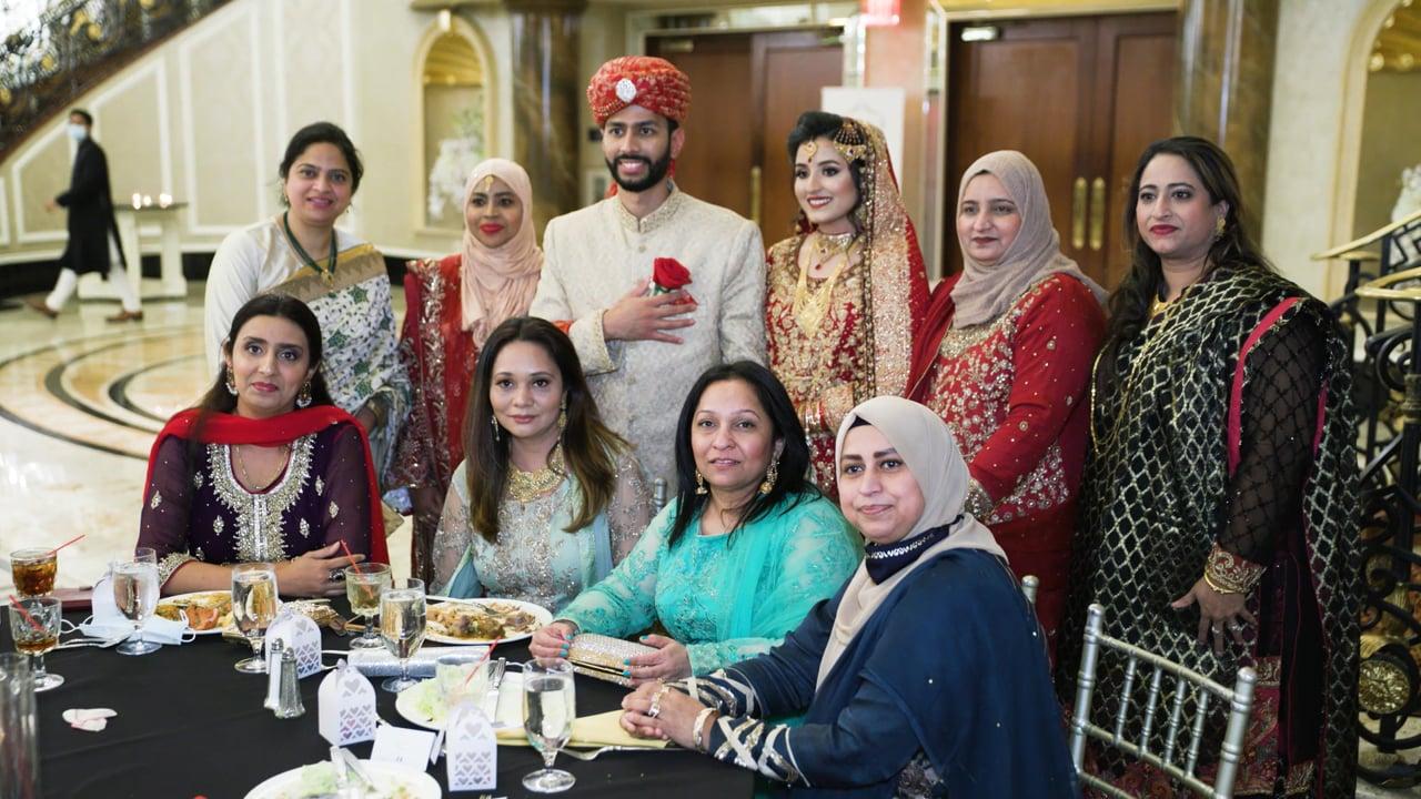 Wedding day Butool and Hasan
