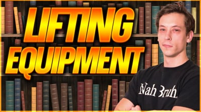 When Should We Use Lifting Equipment? -  Extra Energy Ep. 15