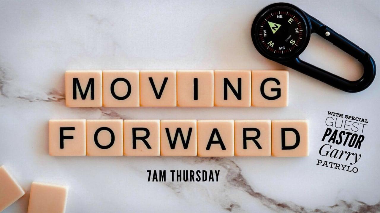Moving Forward...