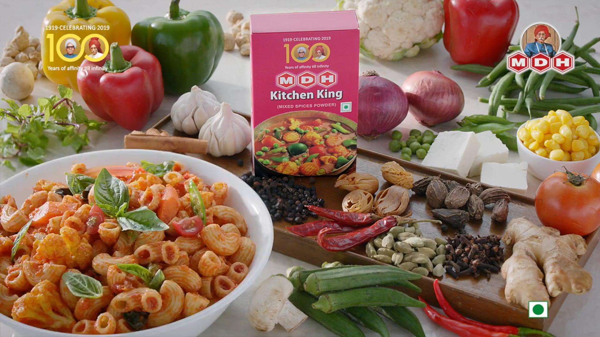 MDH Kitchen King | Food Stylist | Bijal Jobanputra