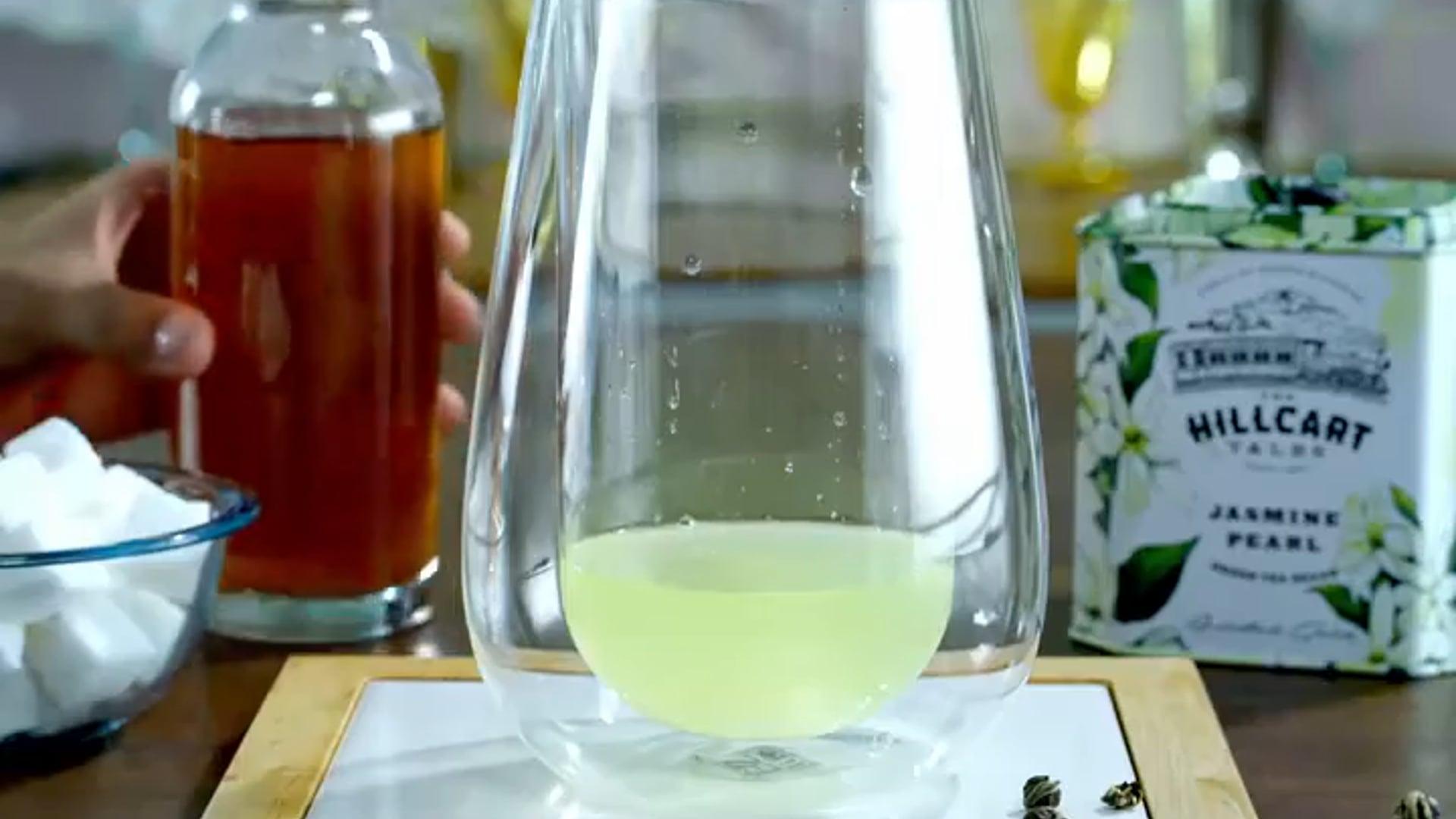 Jasmine Iced Tea | The Hillcart Tales | Food Stylist | Bijal Jobanputra