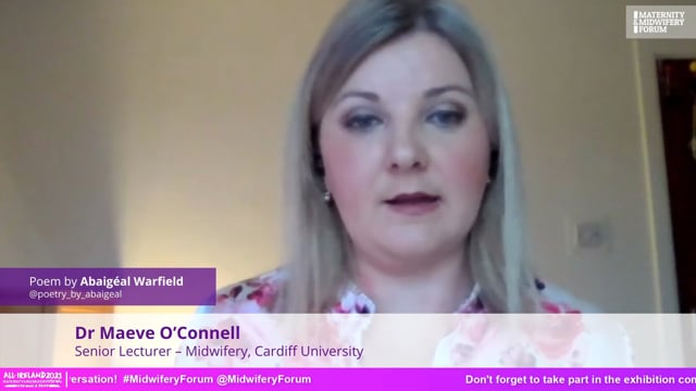 Morning meditation with Dr Maeve O'Connell