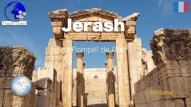 Jerash • Jordanie (FR)