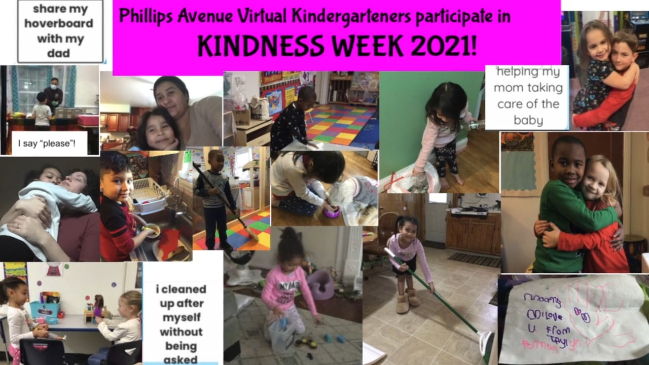 Riverhead CAP Peacemakers Great Kindness Challenge 2021