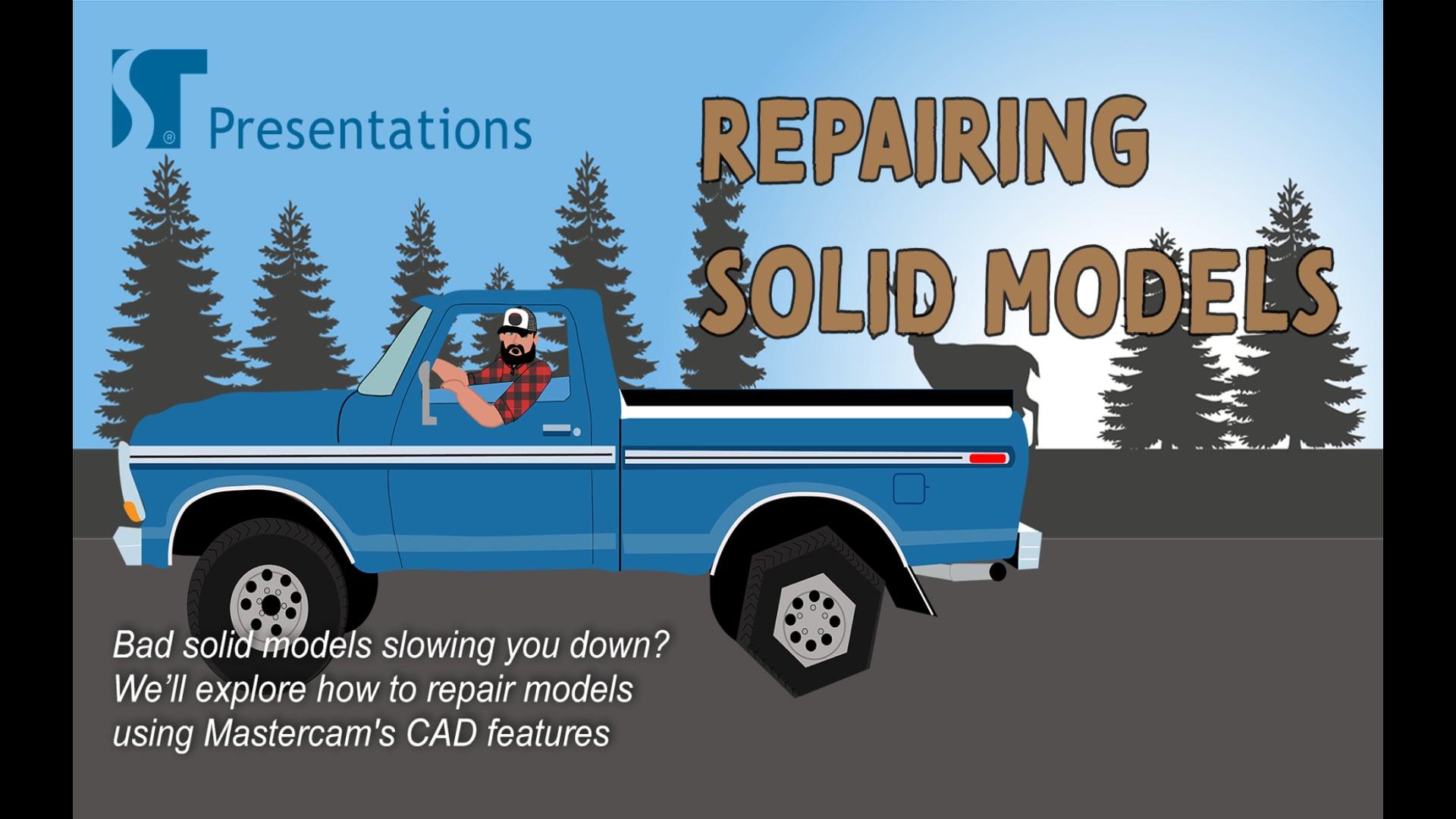 Repairing Solid Models