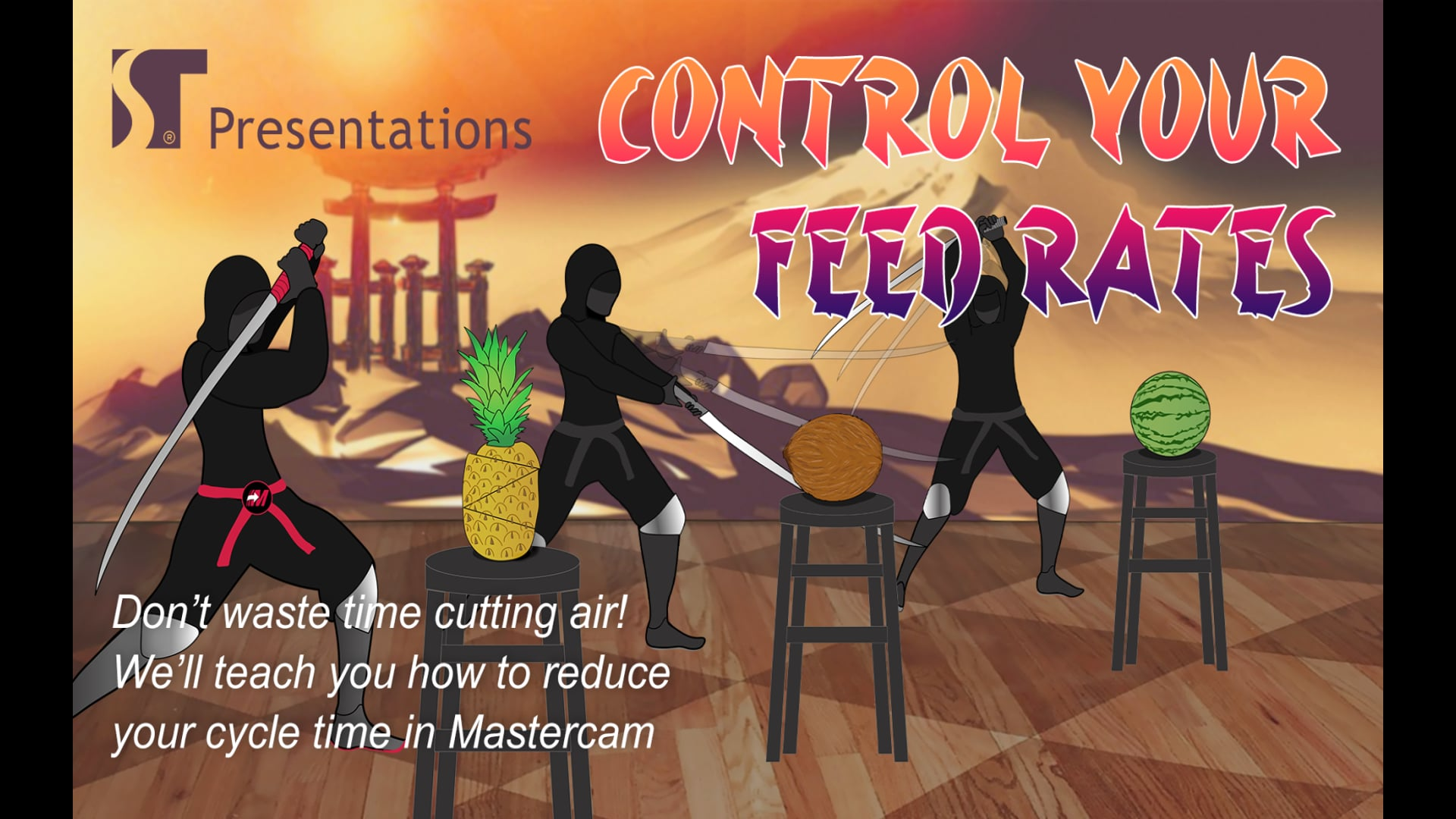 Control Your Feed Rates
