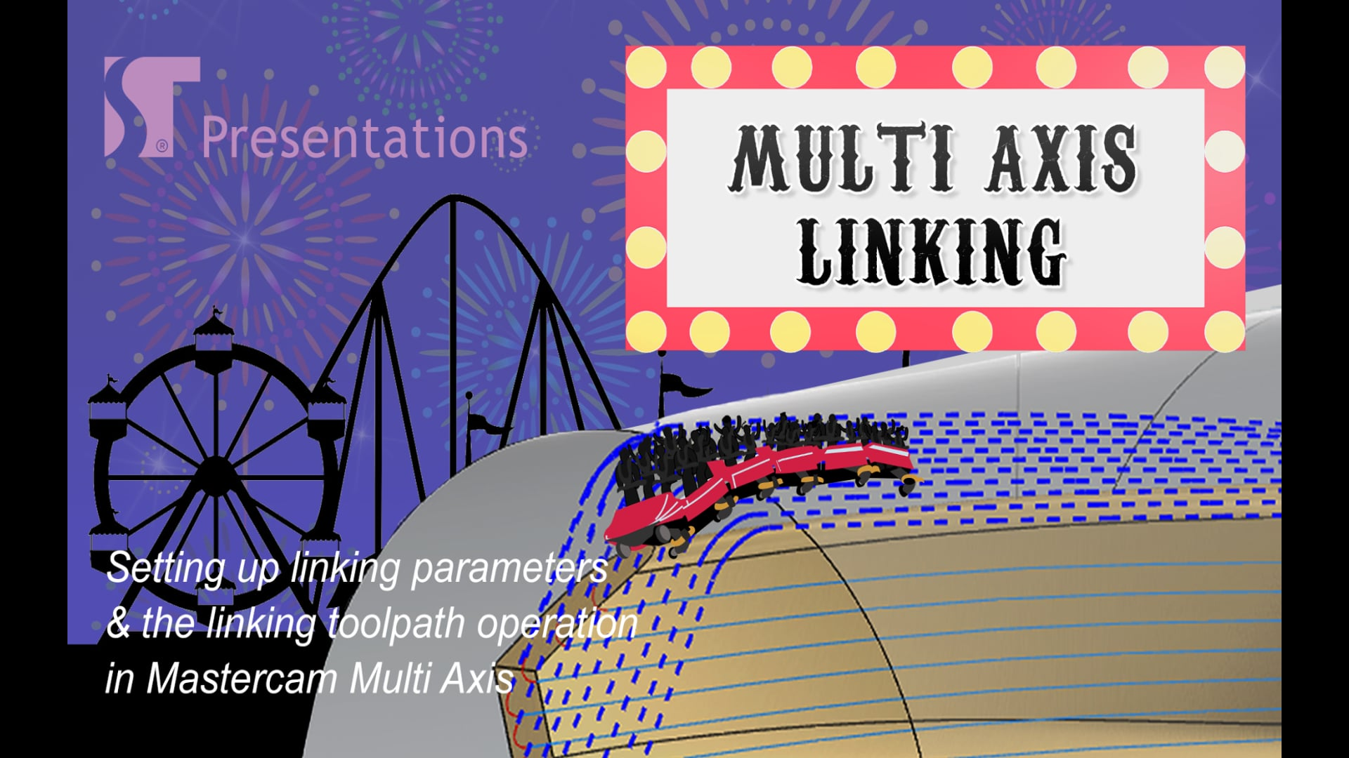 All about Multi Axis Linking