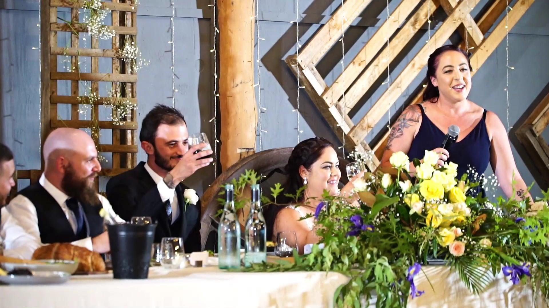 WGM Wedding Videographers | Nicole & Jason Highlight Video | Wollongong