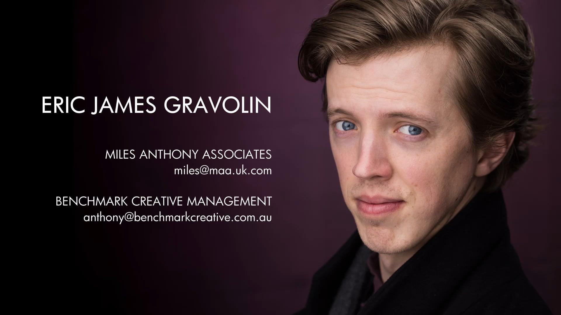 SHOWREEL: Eric James Gravolin