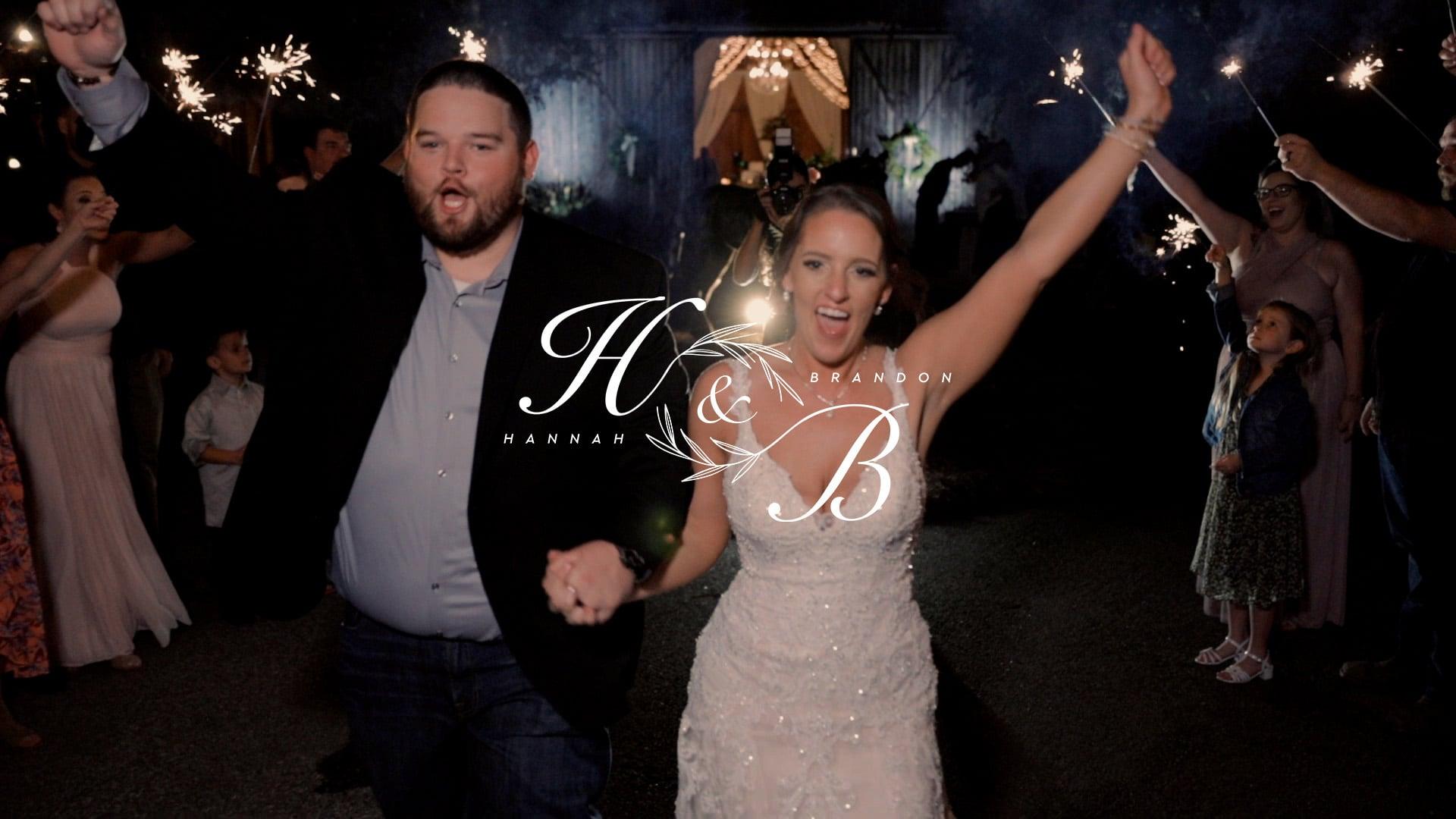 Hannah + Brandon Jones Wedding Film