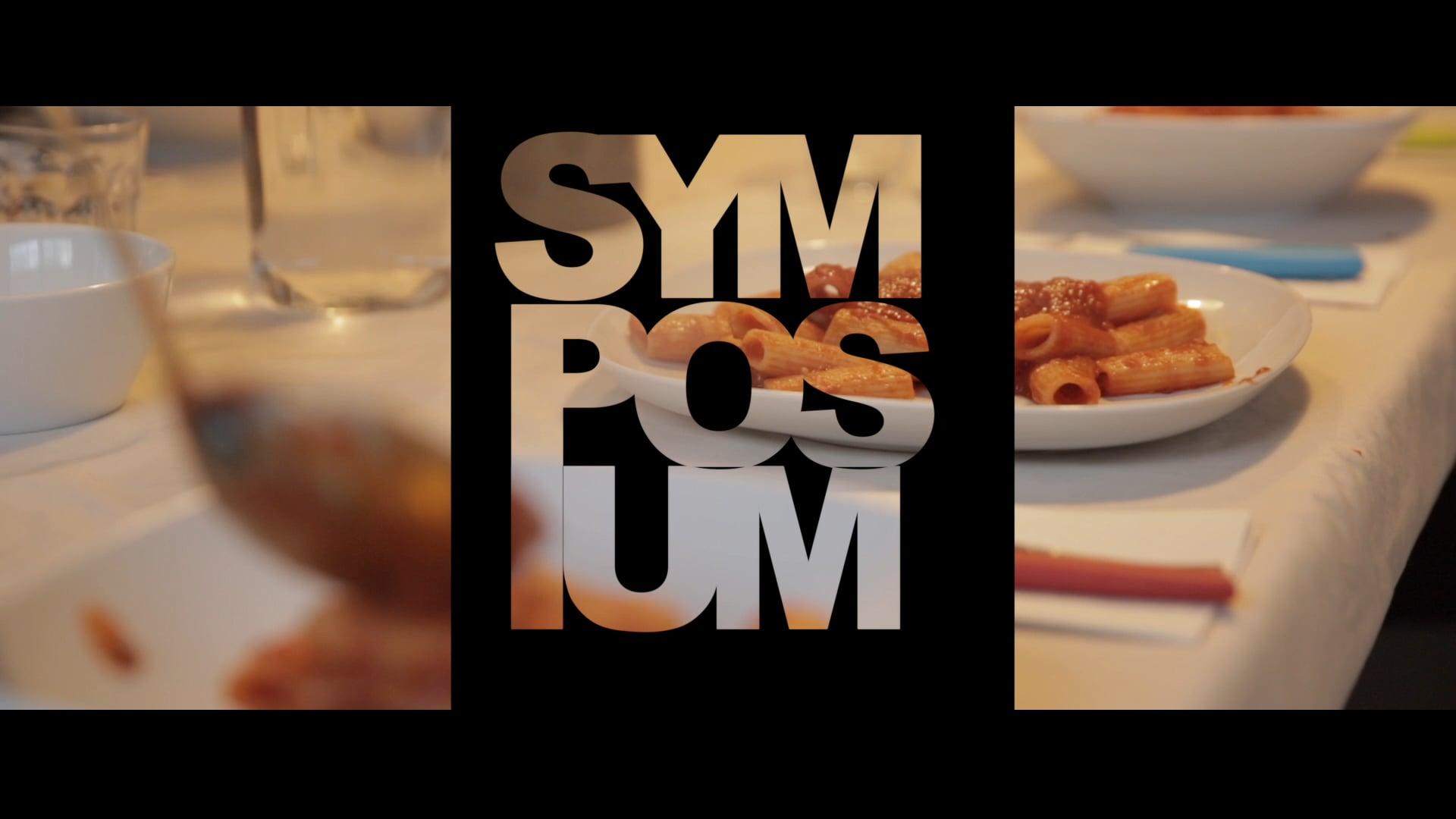 Symposium/in the distance_trailer_by Luigi Capasso