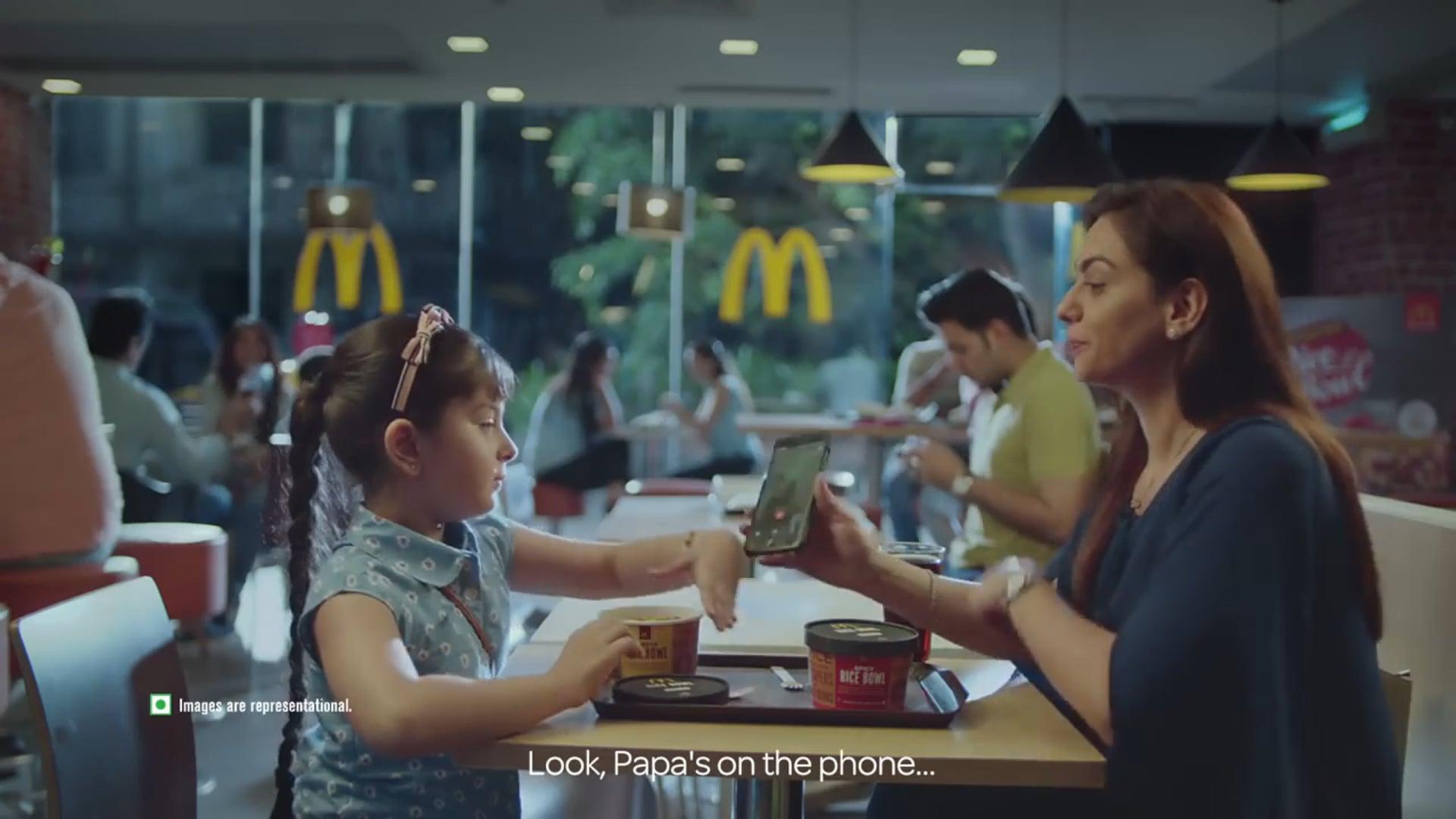 McDonald's Rice Bowl _ Food Stylist - Bijal Jobanputra