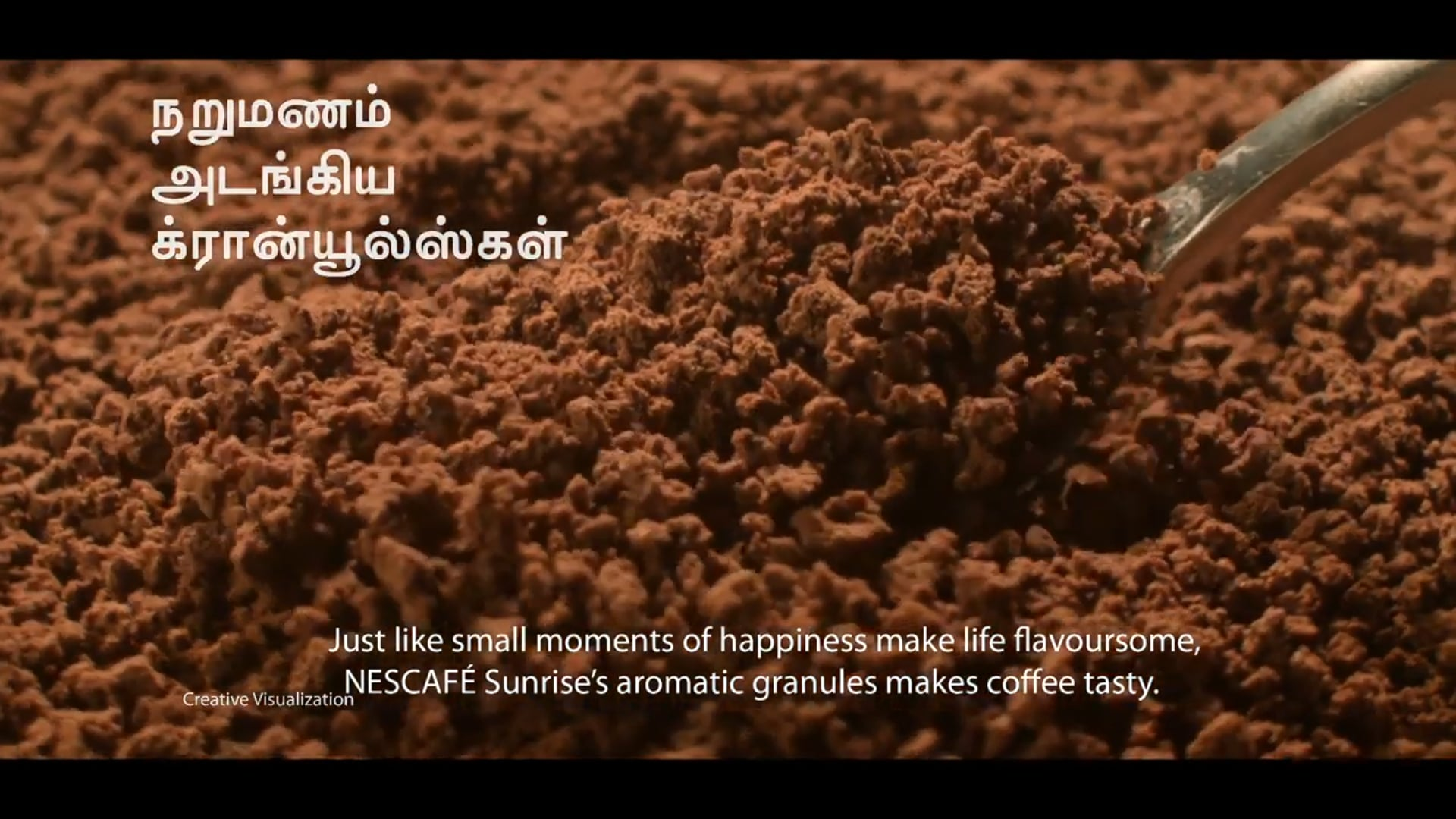 Nescafe Sunrise Tamil TVC _ Food Stylist - Bijal Jobanputra