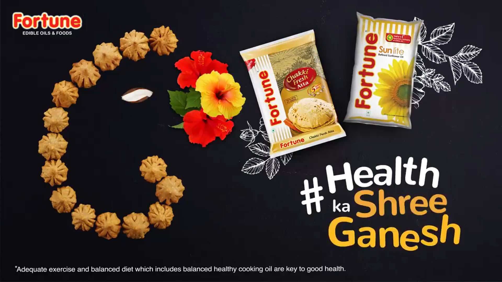 Make Healthy Modak and Karo #HealthKaShreeGanesh