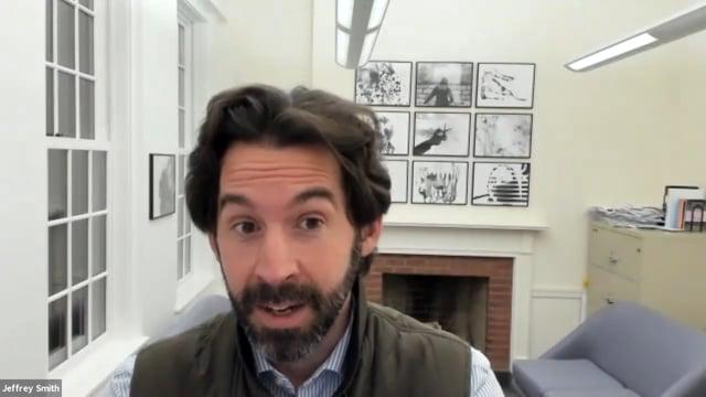 Millbrook Chapel Talk - Jeff Smith