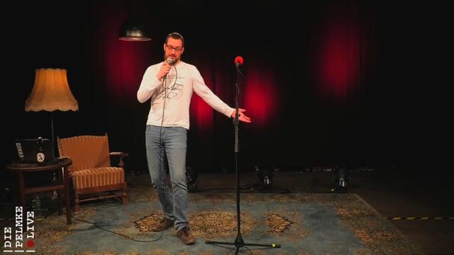 Poetry Slam mit Jan Schmidt 29.01.21