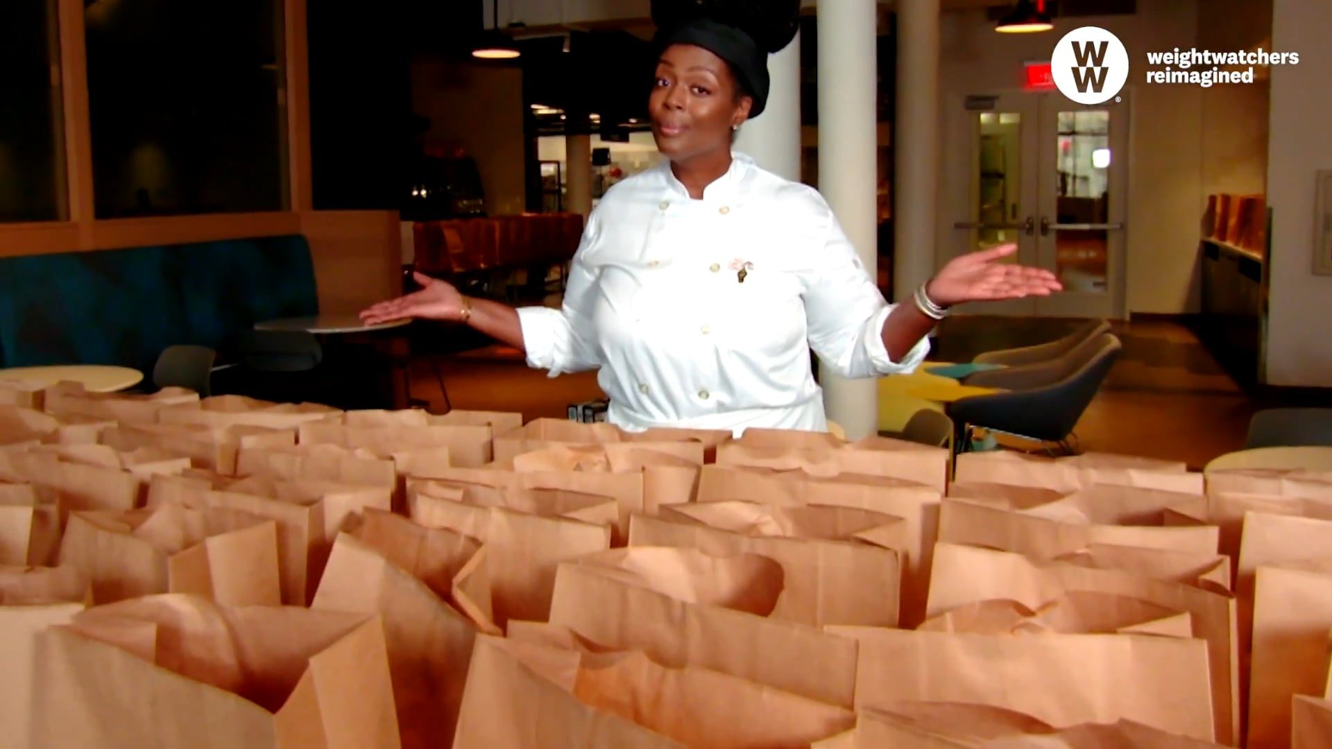 WW Honors Chef Millie Peartree for Black History Month