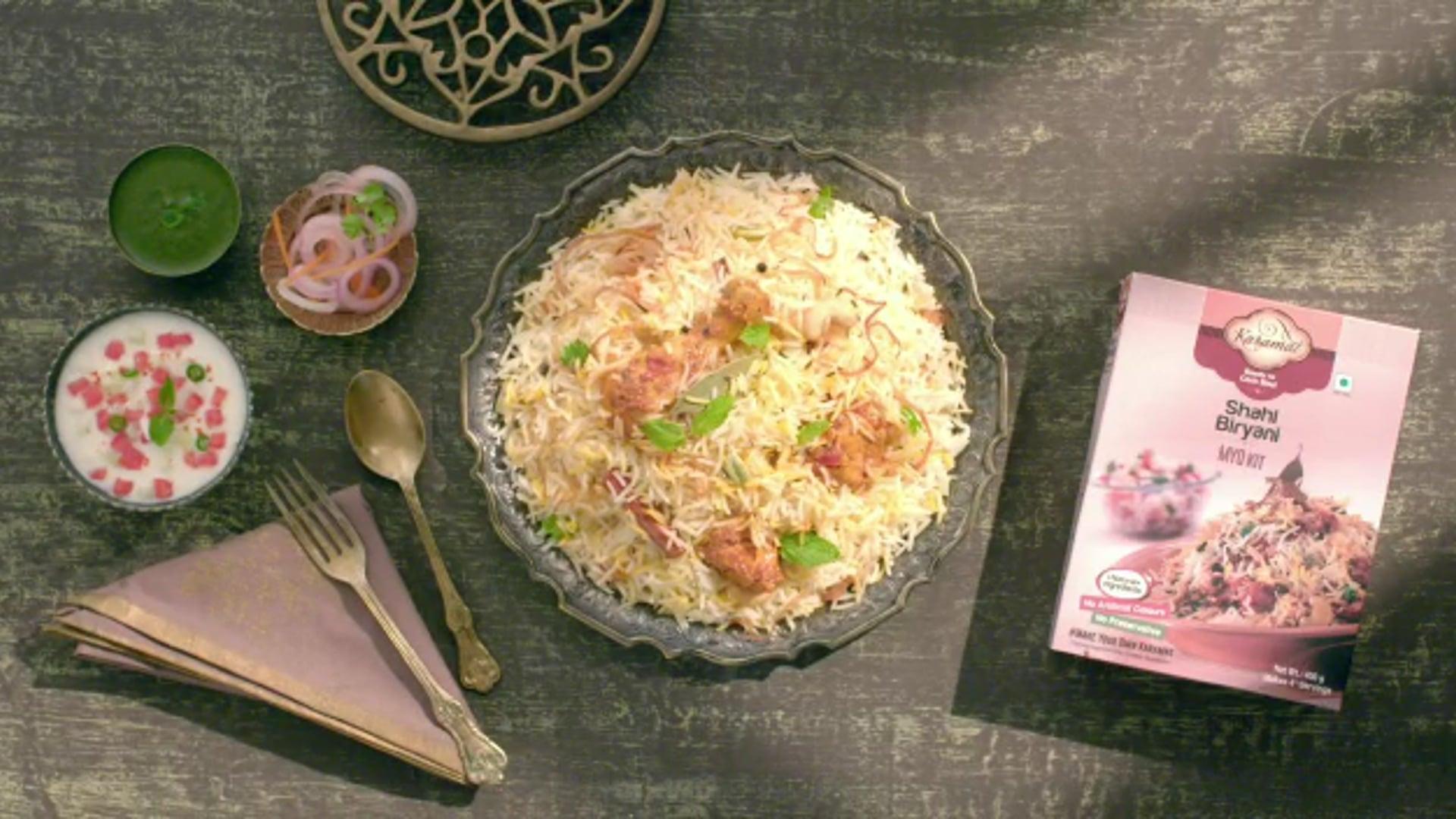 Karamat - Shahi Biryani Mix