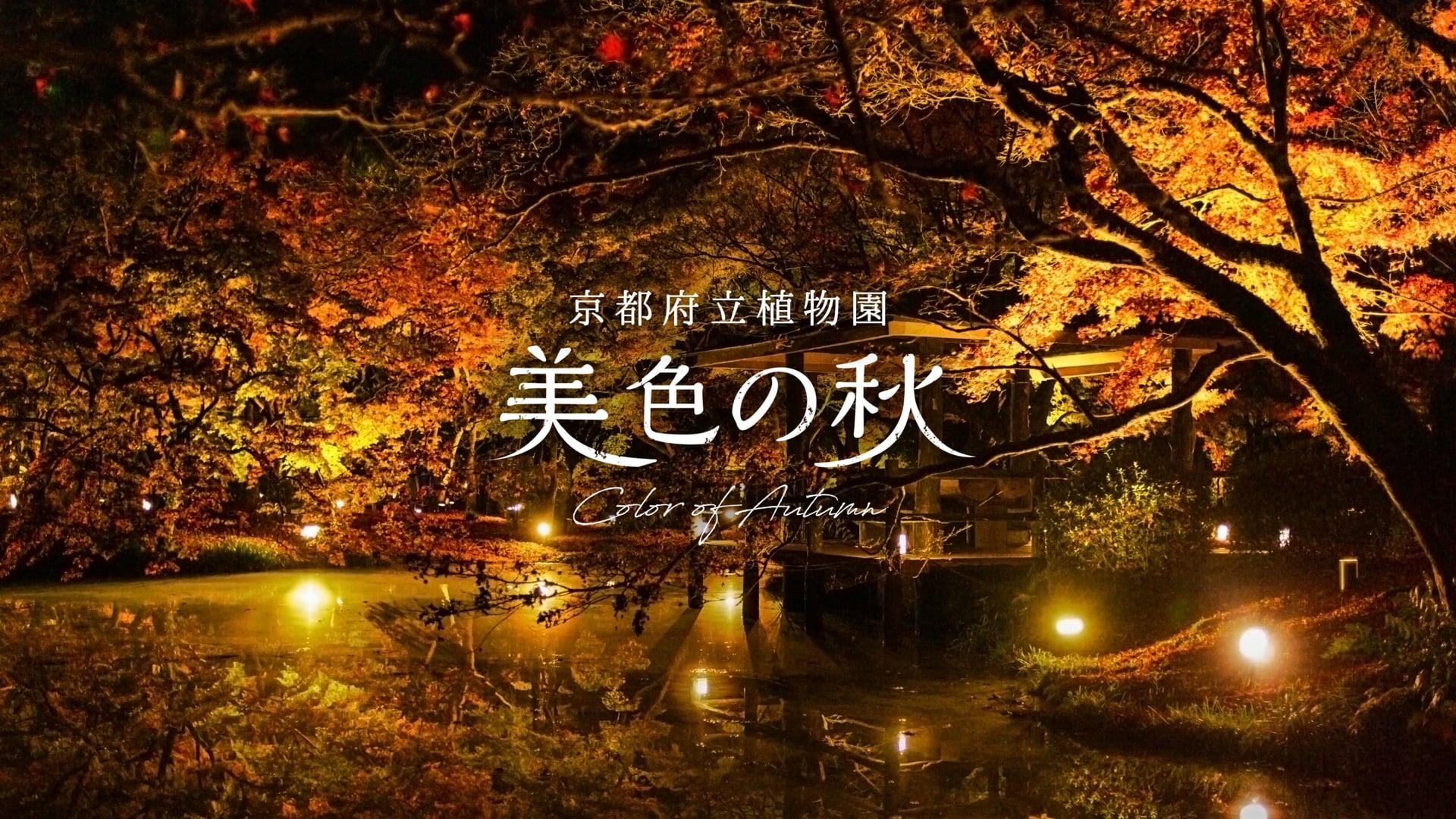 京都植物園8K予告
